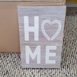 Adorable Home Sign